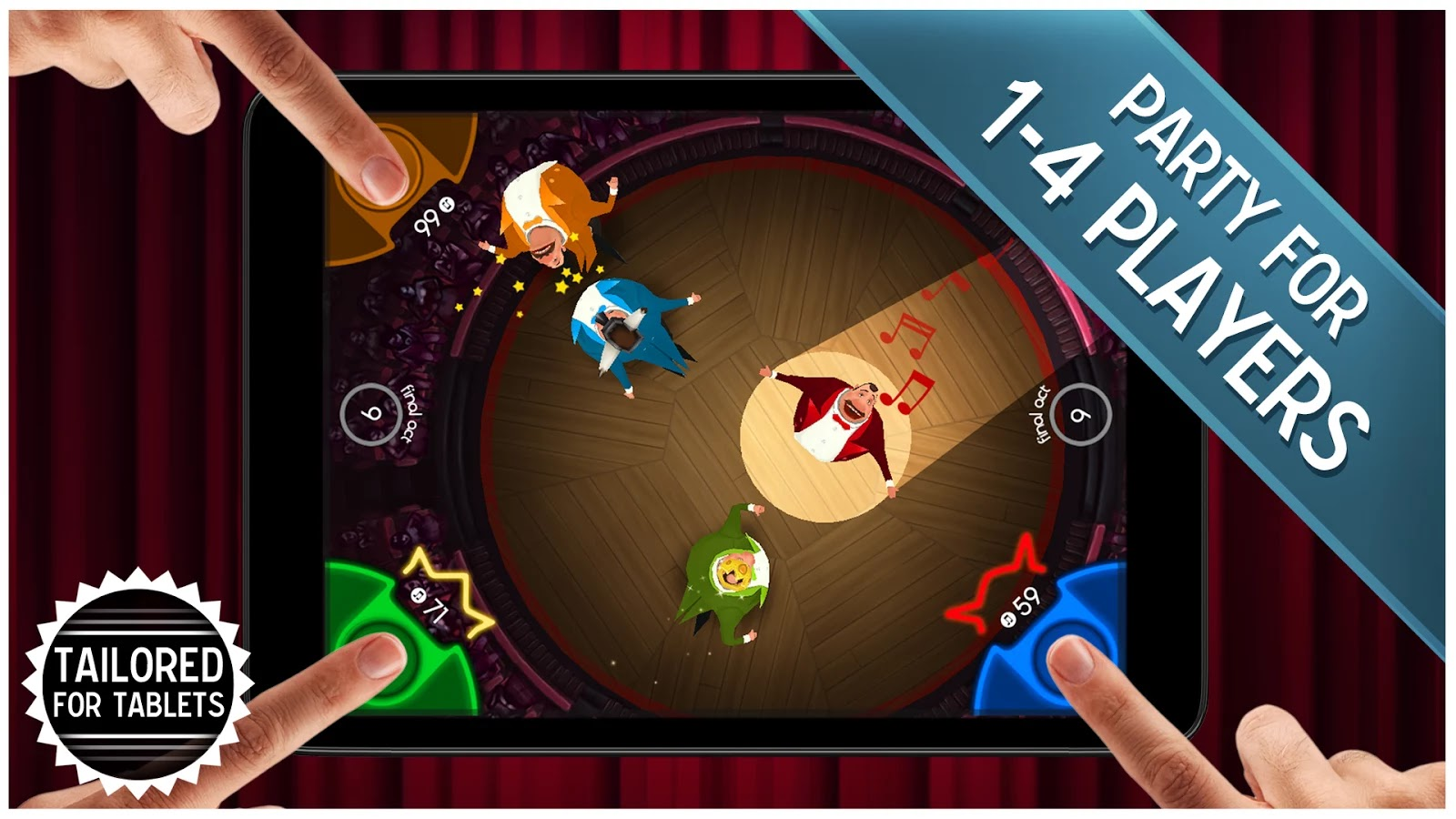 King of Opera - Party Game! v1.14.17 [Full]