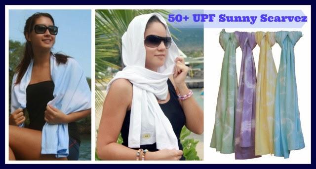 uv scarves