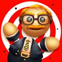 Kick The Buddy: Like A Boss Icon Logo