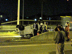 car crash 1 by kazuaki.h via flickr and a Creative Commons license