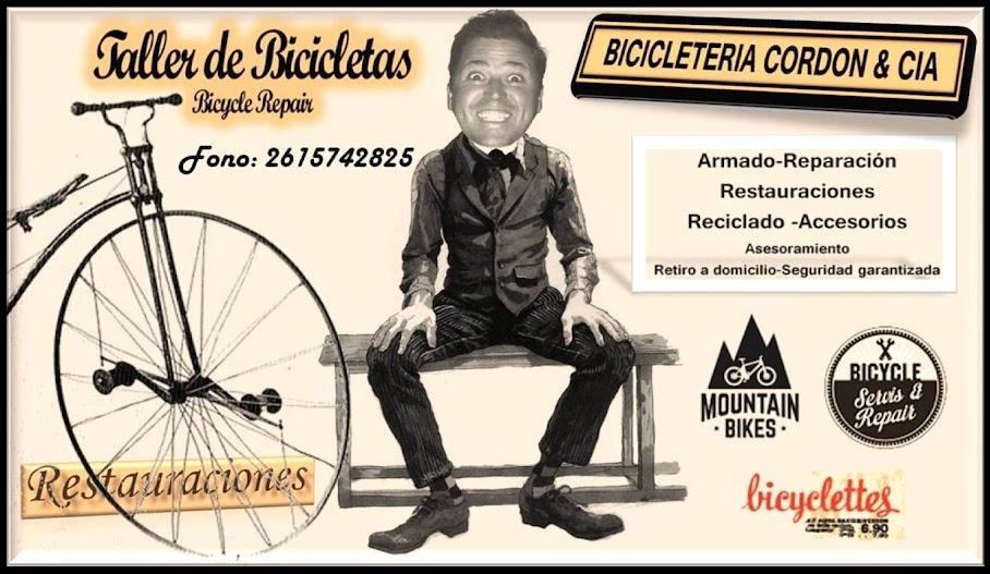 BICICLETAS CORDON