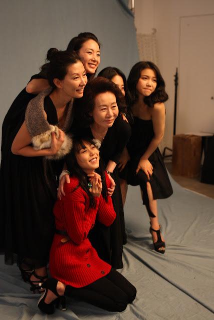 Aekteuriseu-Actresses