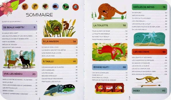 L'encyclopédie Larousse des animaux - Sylvie Bézuel