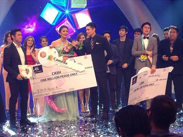 Klea Pineda and Migo Adecer win StarStruck 6