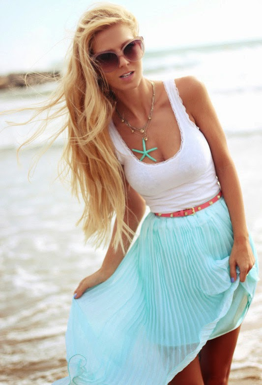 new suits for summer 2014 stunning pleated skirts