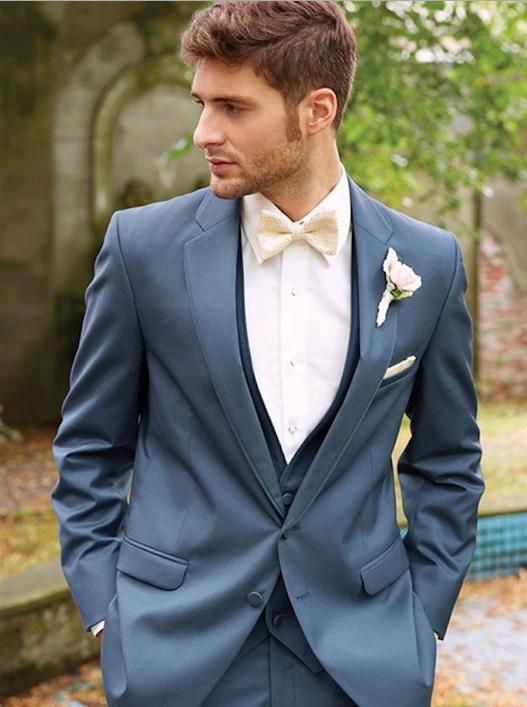 Formal Selection Men\'s Groom Wedding Tuxedo | bridal ideas