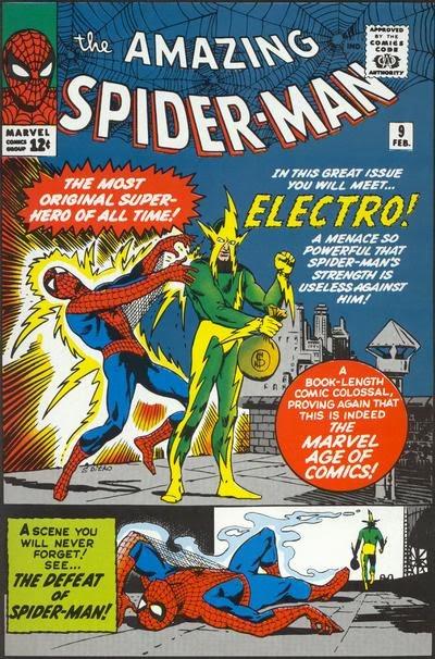 Amazing Spider-Man #9, Electro