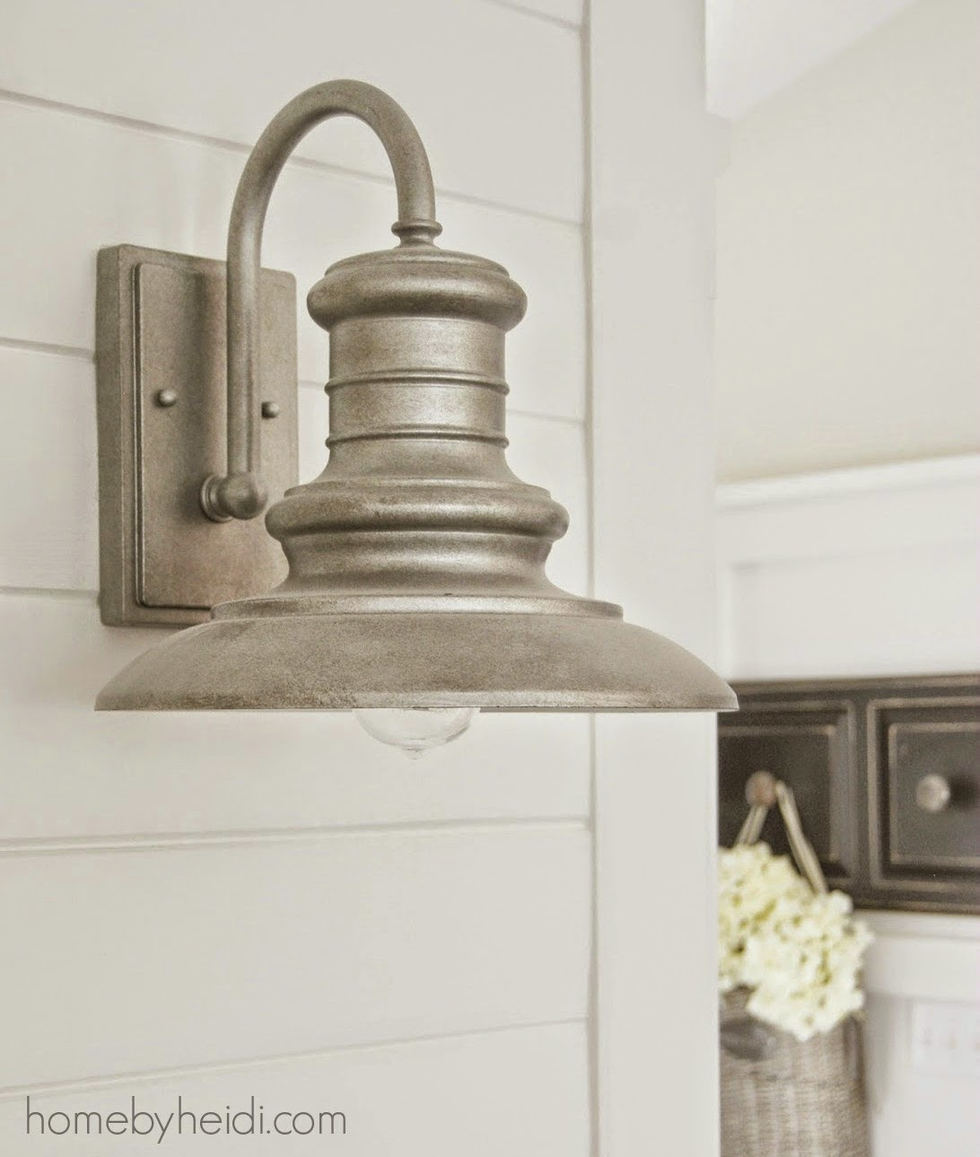 Home By Heidi How To Use Galvanized Metal In Decorating