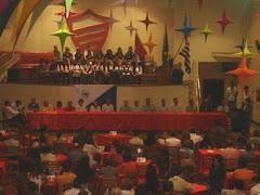 Noite de Autógrafos no CAF-Clube Atlético Fronteira