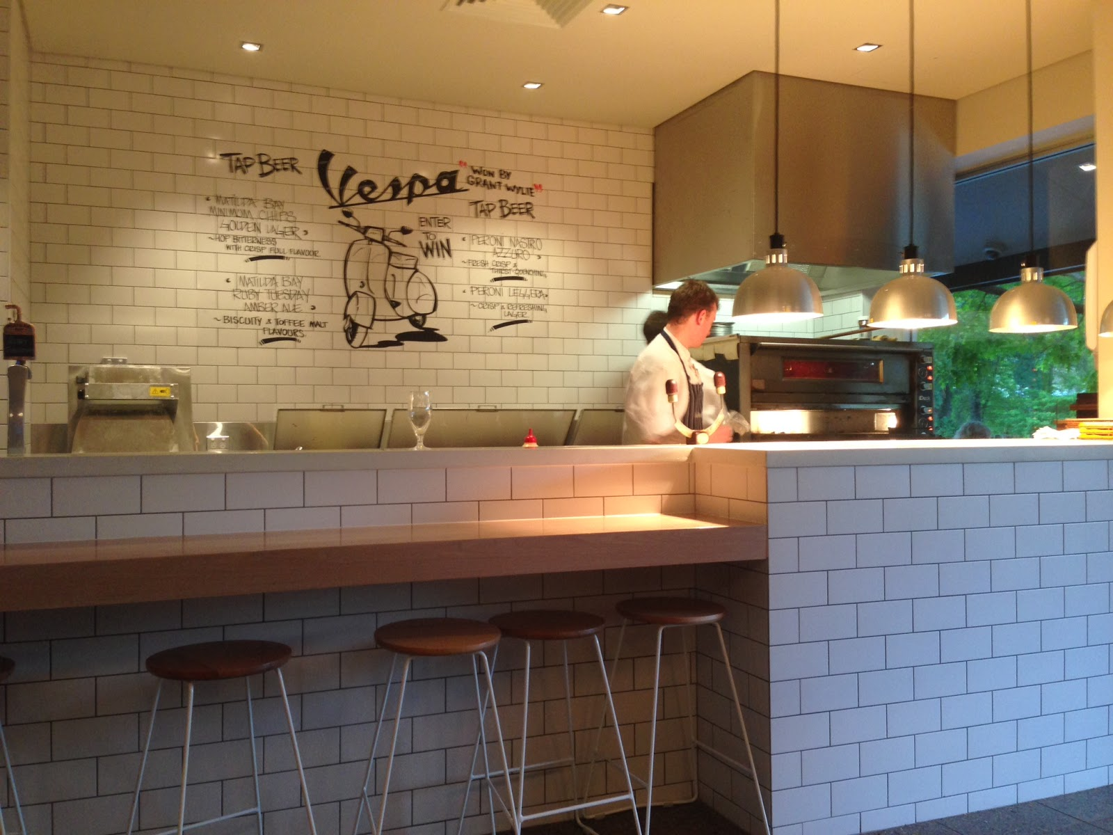 Pizza Kitchen, The Stirling Hotel - Adelaide Hills