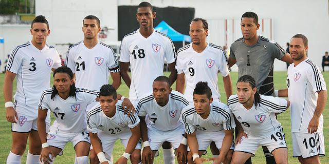 Retrospectiva 2015-Balompié Dominicano