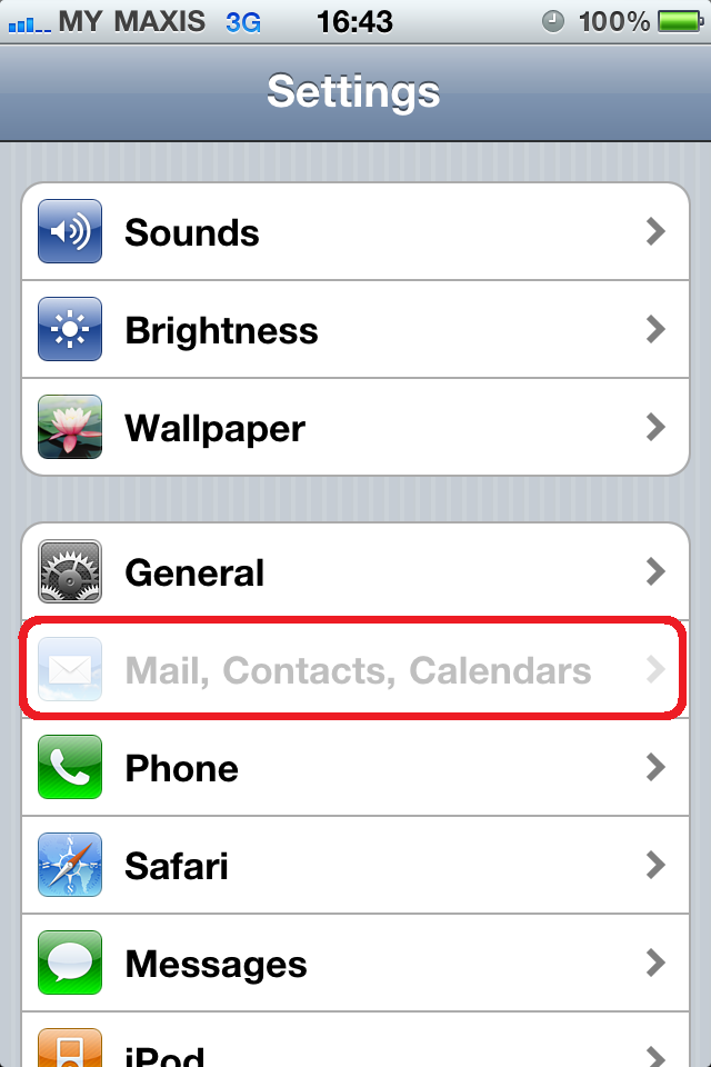 how to delete google contacts from iphone