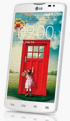 Gambar LG L80 Dual SIM