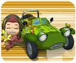Game khỉ đua xe