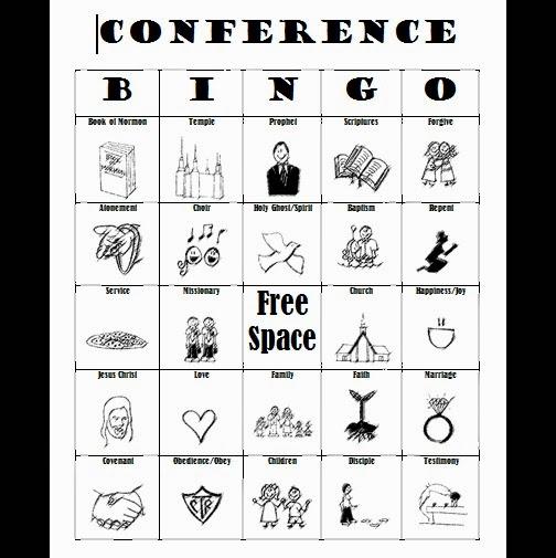 Conference-Bingo