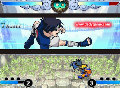 Naruto battle arena