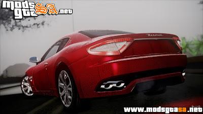 SA - Maserati Gran Turismo 2008