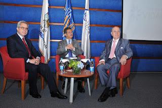 Fernández y ex mandatarios de Uruguay y México coinciden en la importancia de la educación