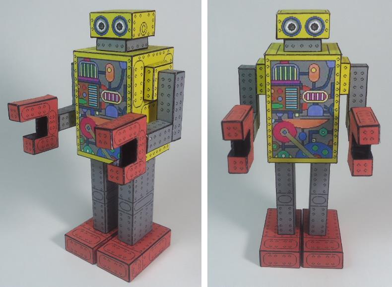 i robot essay