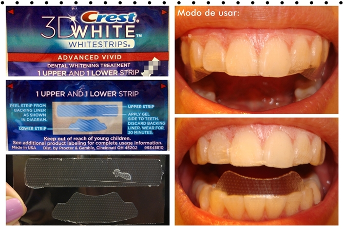 Equilibrium Odontologia Clareamento Dentario Com Fitas Clareadoras