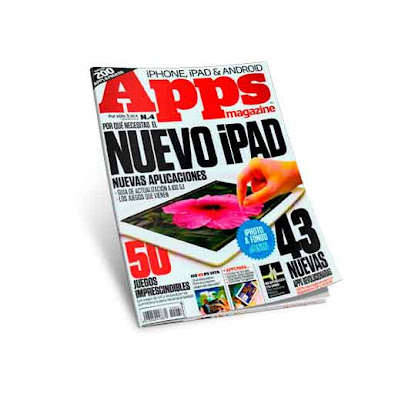 Revista Apps Magazine 04 - (Abril 2012)