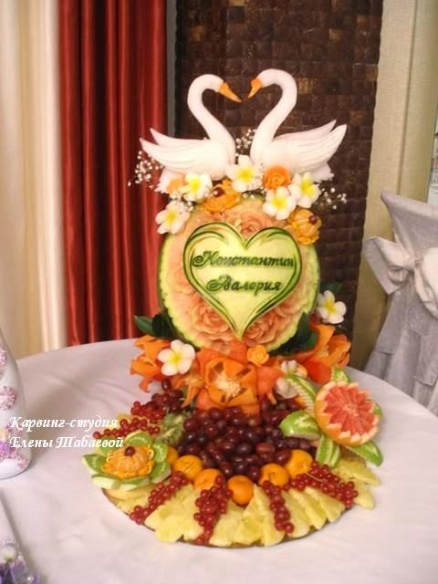 фруктовые композиции сахалин