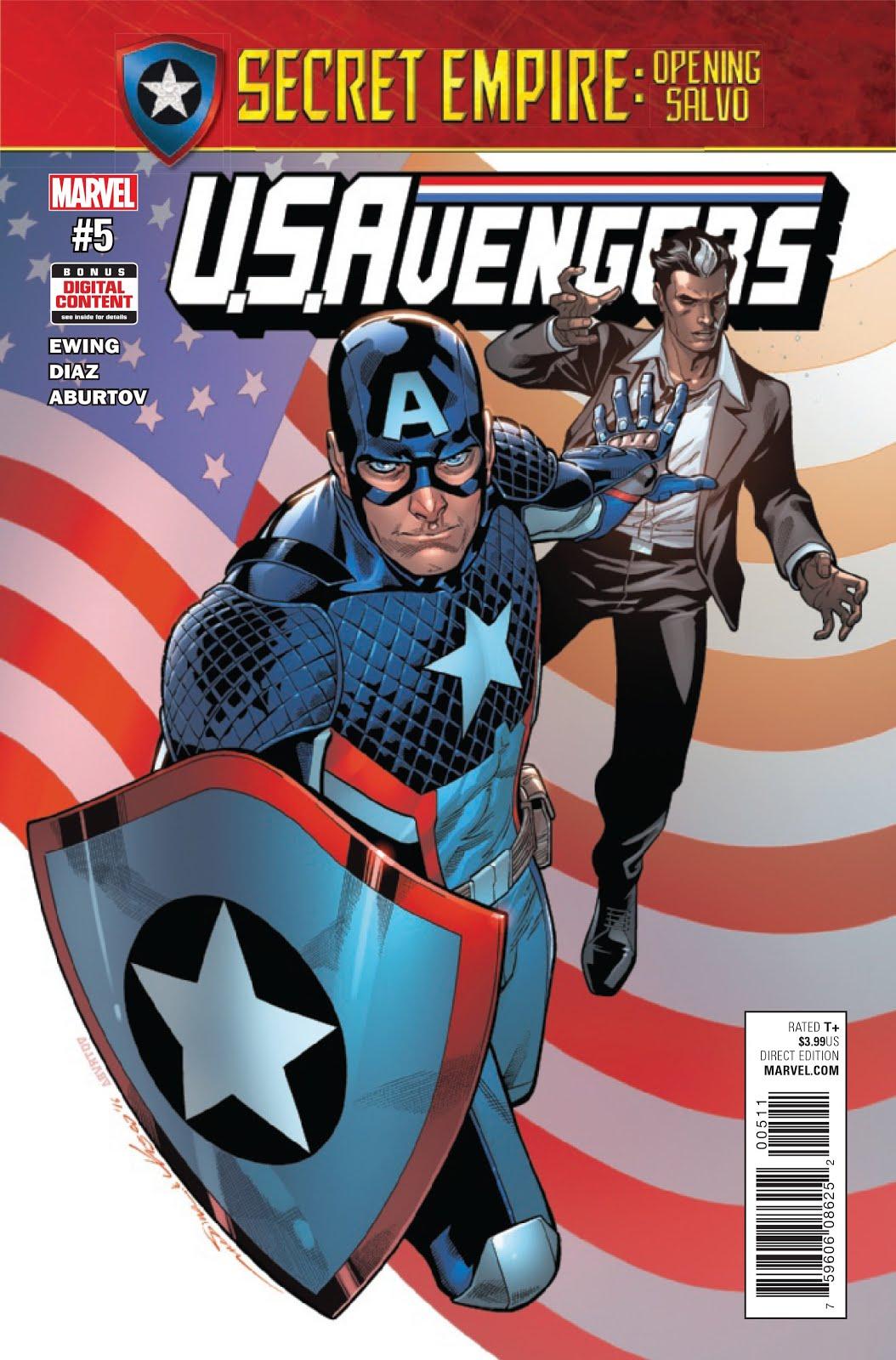 U.S. AVENGERS #5