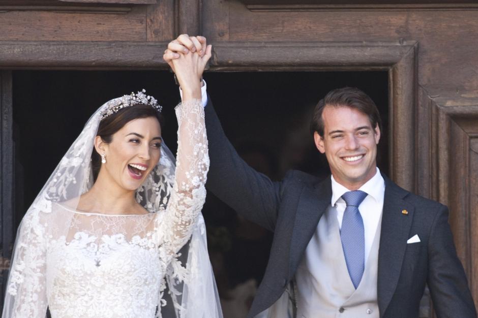 Princess Claire and Prince Félix