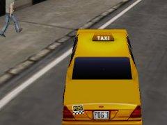 3d Newyork Taksi