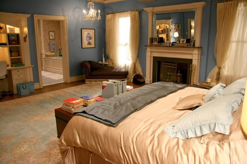 the lovely side blair 39 s room gossip girl decor