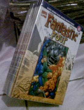 Marvel Komik Fantastic Four Bekas