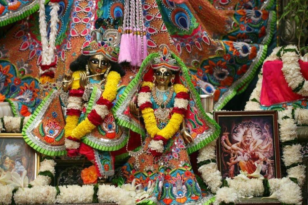 Sri Sri Radha Vrindavana Chandra
