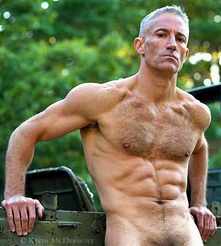 Naked men over 50