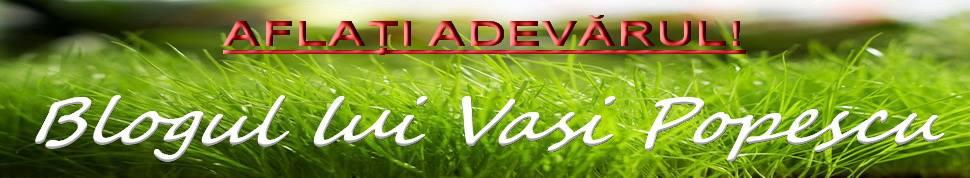 Blogul lui Vasi Popescu