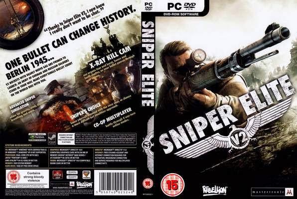 تحميل لعبة القناص sniper elite v2 برابط واحد مباشر