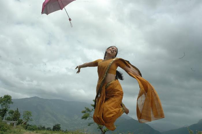 kadhalai kadhalikkiren movie anjali joyi saree latest photos