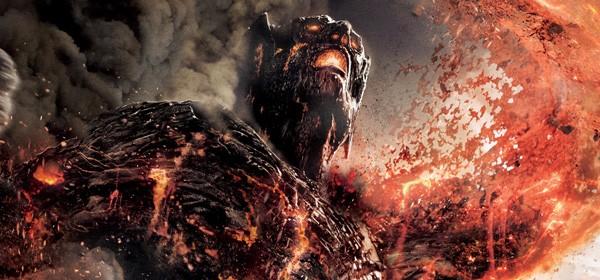 Wrath of the Titans  2012 Cronus Titan