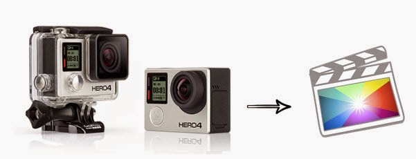 How to Get FCP 7/X Process 4K Video from GoPro Hero4 - Camcorder Help