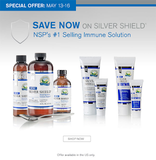 Silver Shield Sale