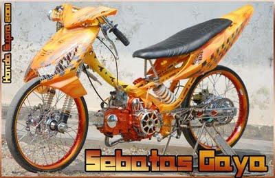 Honda Supra Drag