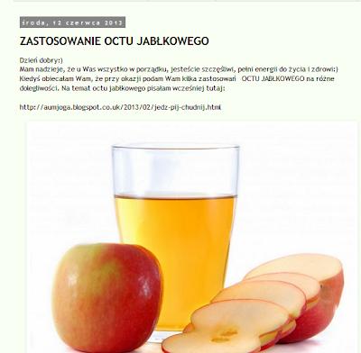 http://aumjoga.blogspot.com/2013/06/zastosowanie-octu-jabkowego.html
