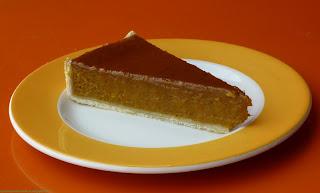 zoete-taart-met-pompoen-foto