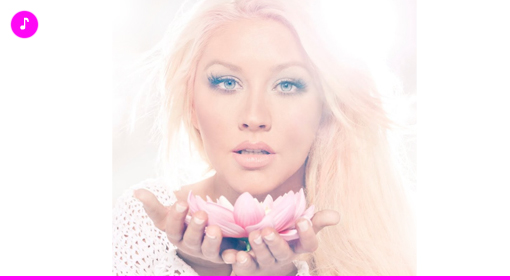 Christina Aguilera - Blank page | randomjpop.blogspot.co.uk