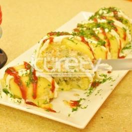Sarma Amerikan Salatası Tarifi