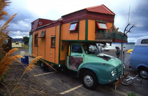 Souvent Le camping-car Passe partout: 03/14/12 LO38