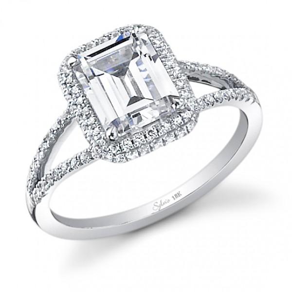 diamond engagement ring: