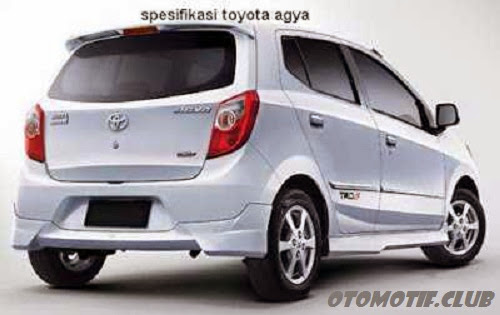 Gambar Toyota Agya