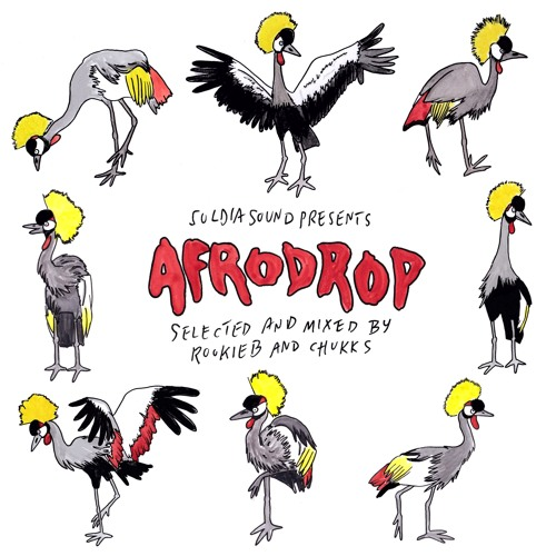 """THE AFRODROP MIXTAPE"" BY SOLDIA SOUND"