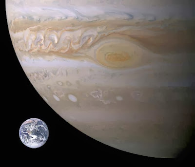 Jupiter, The Great Red Spot