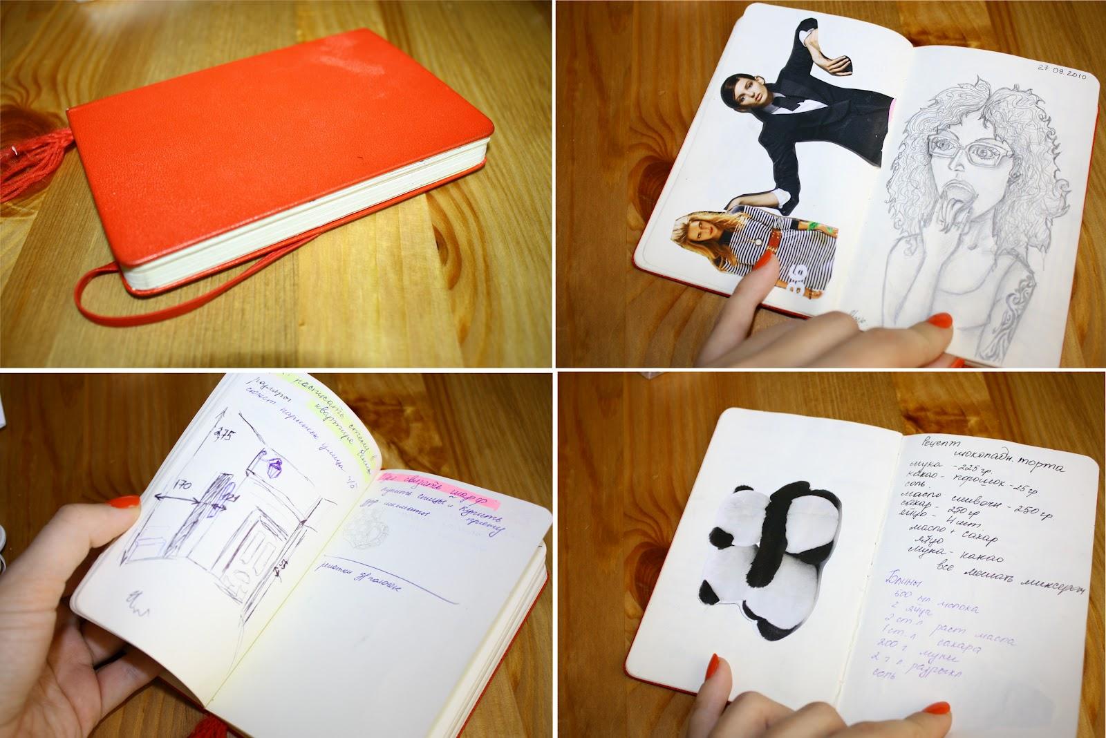 Мой ежедневник фото идеи
